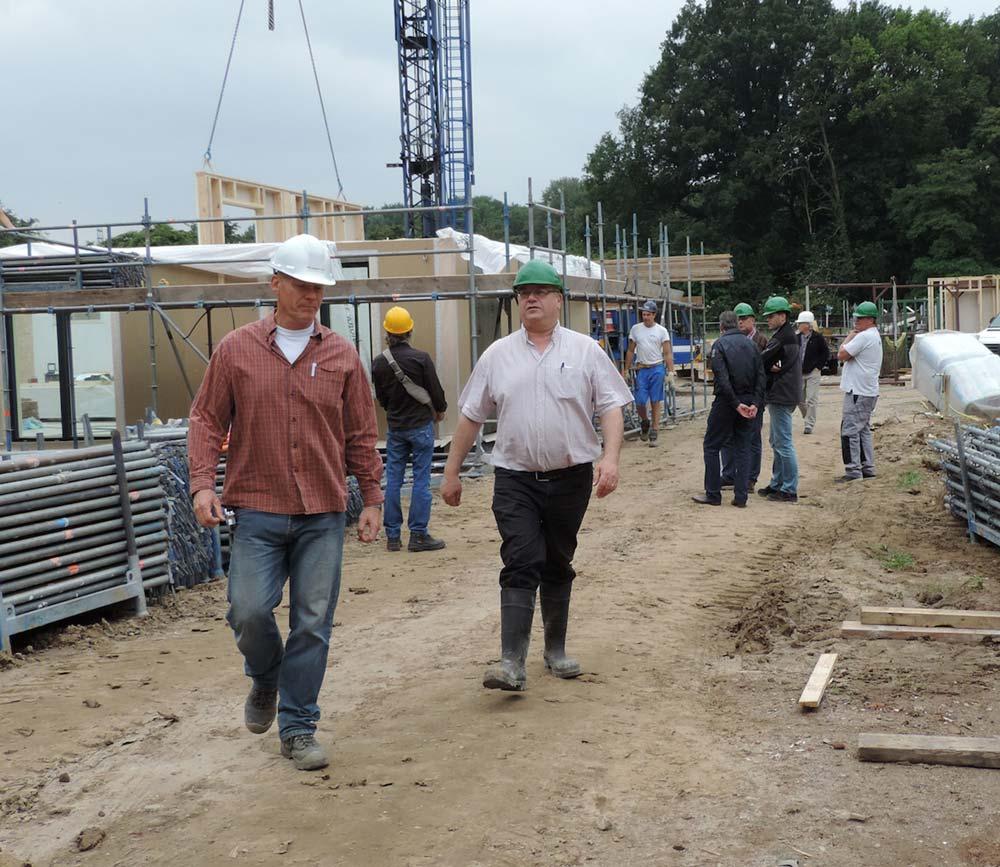 Workshops beurs Energieneutraal bouwen 2013
