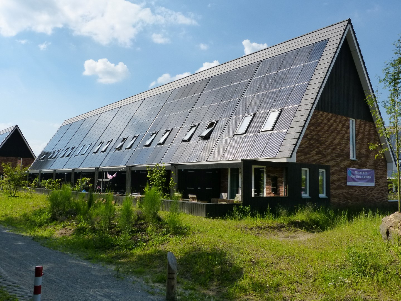 39 energieneutrale woningen in wijk Groevenbeek Noord