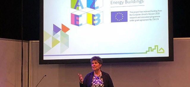 AZEB affordable zero energy buildings