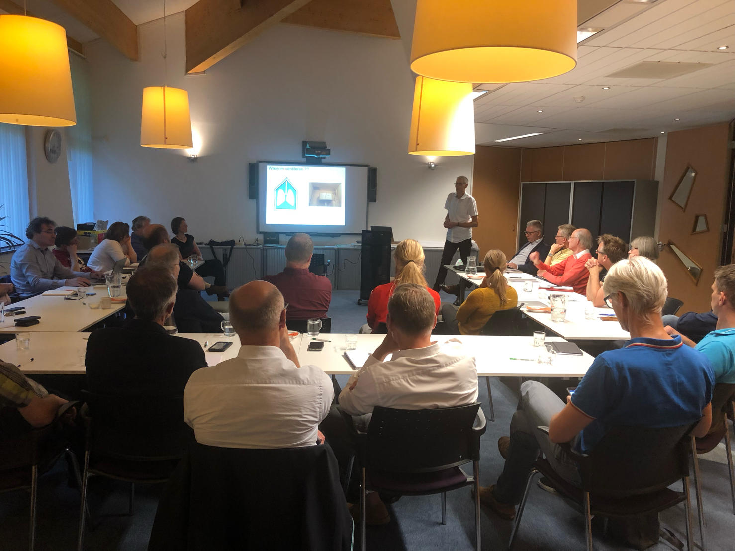 expertmeeting DNA balansventilatie