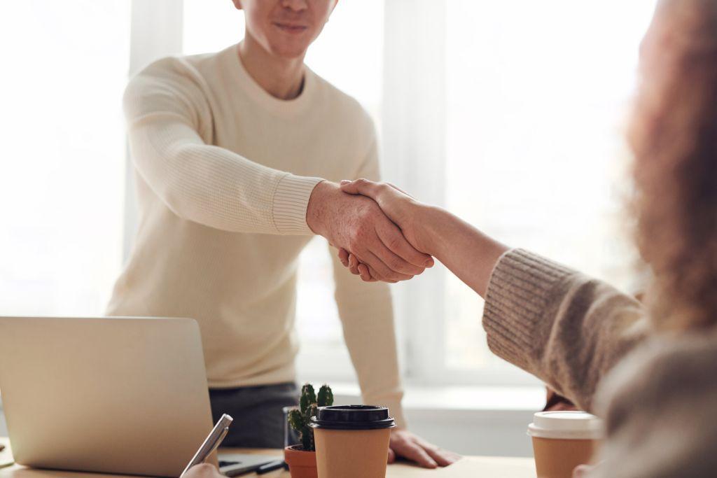 Effectief contact maken met je klant